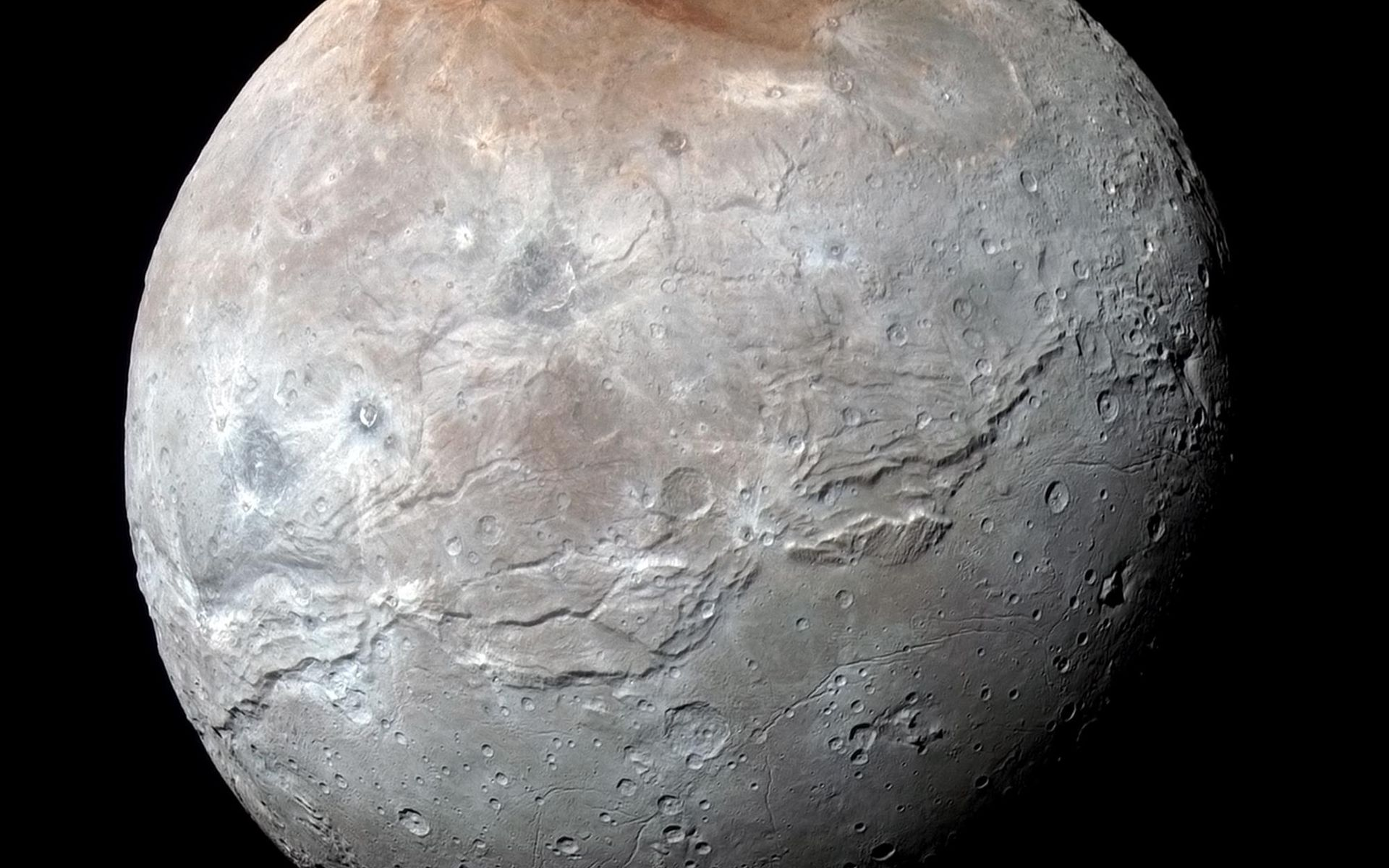 charon space wallpapers